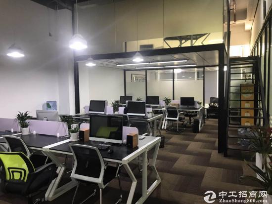 龙岗南联新出560平米精装修办公厂房出租-图2
