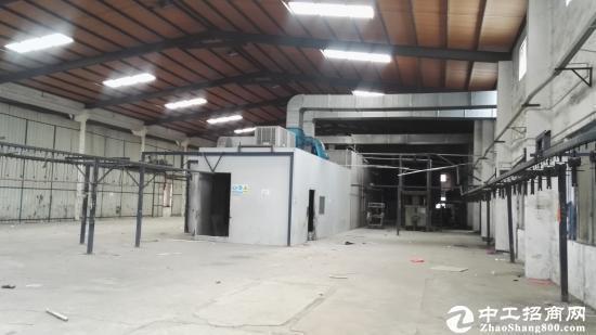 东升同茂工业区400平方独院星棚出租带办公楼