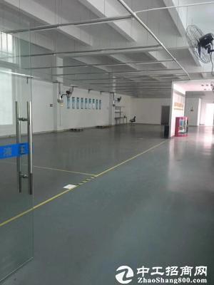 葵涌公园旁独院1-3层4套厂房21000平方出租