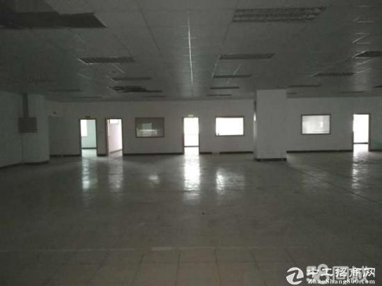 长安厦边358省道附近2楼2900平米厂房出租
