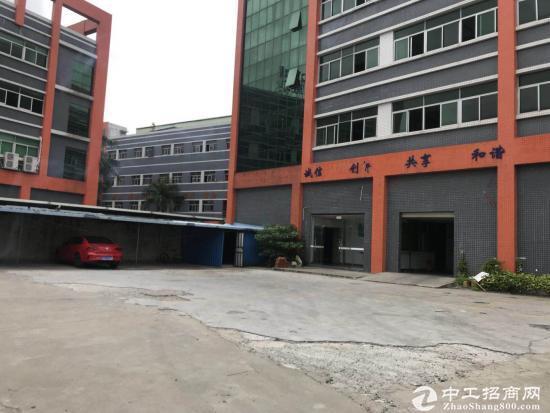 厦边新出独门独院6700平米厂房出租形象好空地大可分租