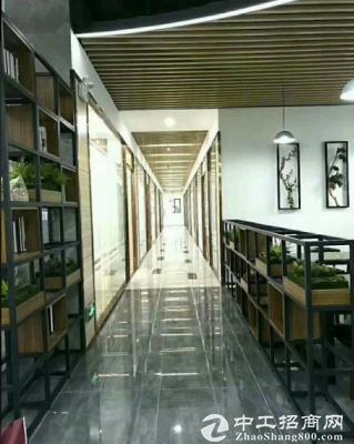 龙岗精装修办公室出租100到1000平方随便分租-图3