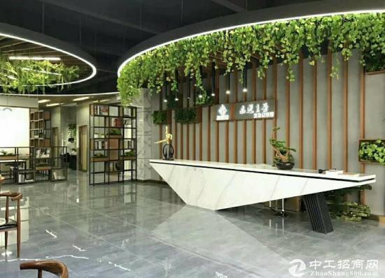 龙岗精装修办公室出租100到1000平方随便分租-图5