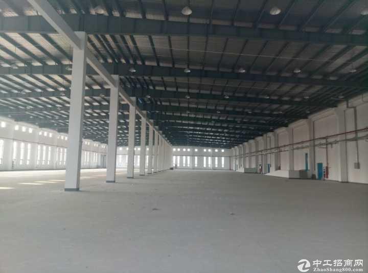 蓬朗单层机械厂房4800平米火爆出租