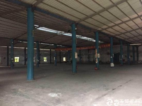 龙岗五联新出1楼钢结构21600平米出租-图4