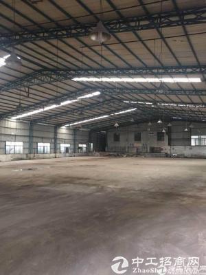 龙岗五联新出1楼钢结构21600平米出租-图3