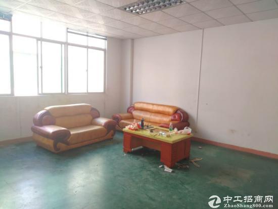 横岗四联工业区原房东一层600平1200平厂房出租