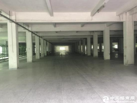 坪山大工业区新出1楼1700平米厂房招租