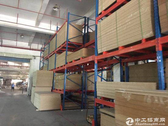增城新塘太平洋工业区标准厂房一楼1300平方尾盘急租
