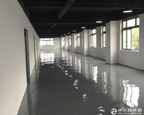 中高端园区新装修800平米楼上厂房