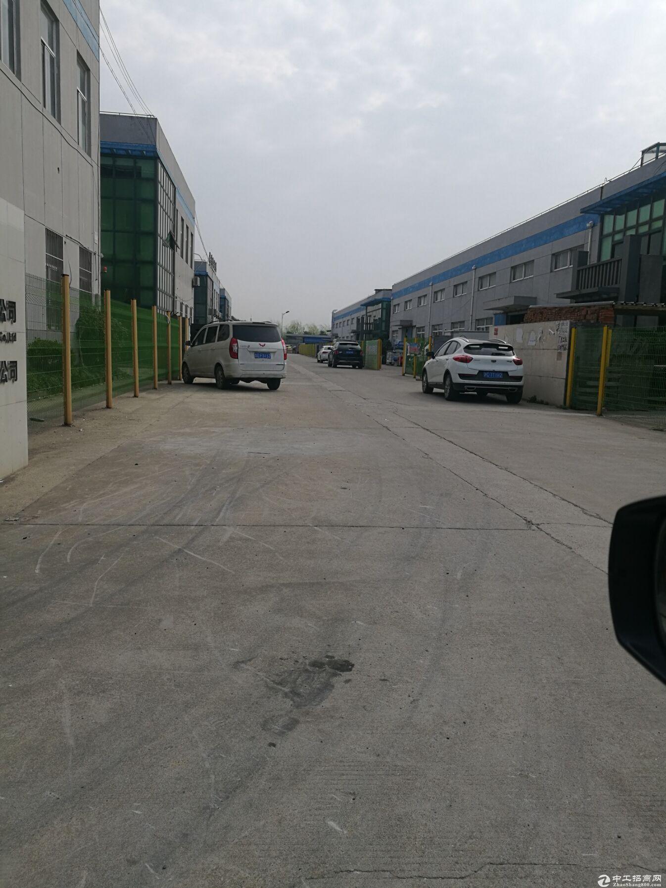 松江玉树路510平米一楼厂房出租