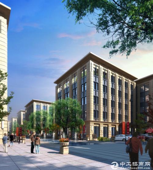 两千平独栋厂房招商  能做环评 能贷款 开发商直售
