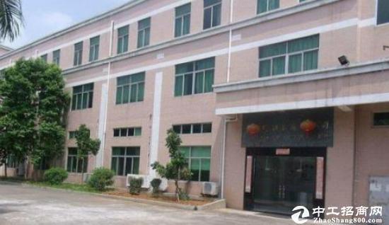横岗安良社区独院厂房3楼厂房1150平方出租
