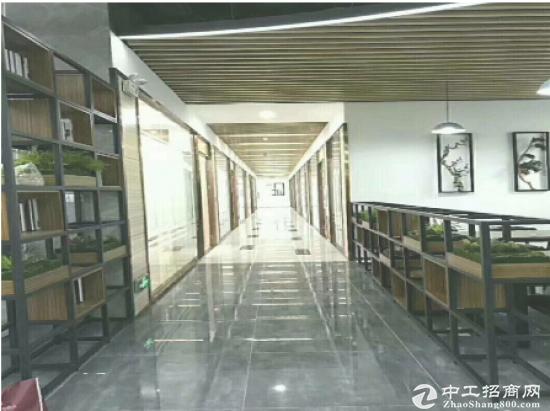 [坪山厂房]深圳66年产权甲 级纯写字楼出售,面积大小可分-图2
