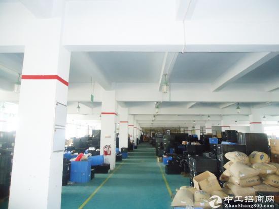 大朗原房东全新厂房5600平方米出租
