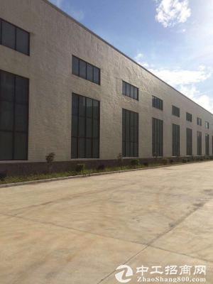 厚街新出标准厂房一楼3500平方带行车出租