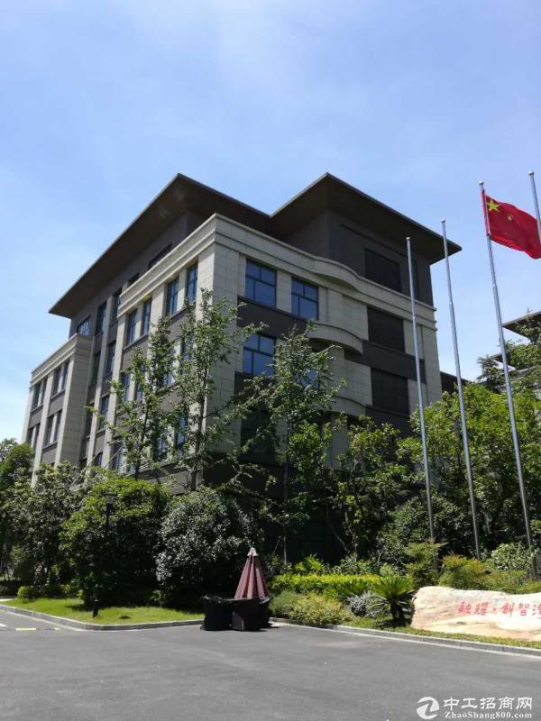 松江开发区104地块独栋厂房办公楼出售