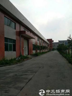 广州增城新糖镇独院钢构厂房滴水10米面积3600平方