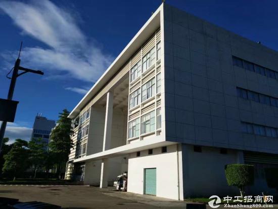 深圳市全新带红红本39000平方厂房招租急租