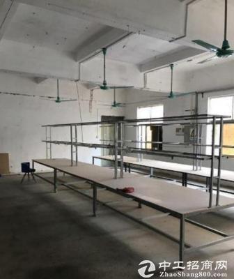坪山碧岭厂房有1100平米厂房,自带电梯消防-图3
