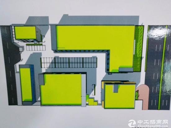 龙岗中心城地铁口大型工业区30000平出租合同3-8年