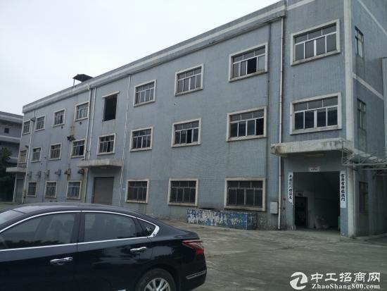 东莞谢岗原房东独门独院标准厂房6800平方整租