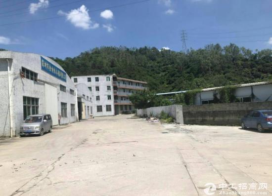 龙岗中心城独院钢构现有2500平出租,滴水6米-图2