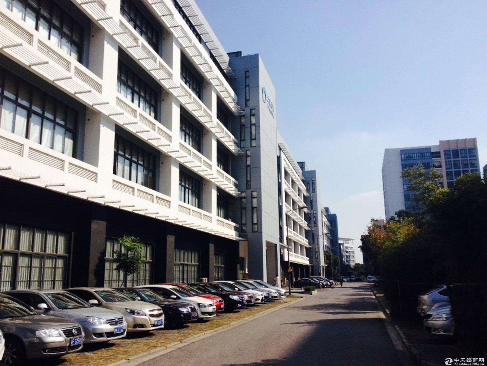 安亭大众汽车厂精装独栋办公研发厂房1254平米
