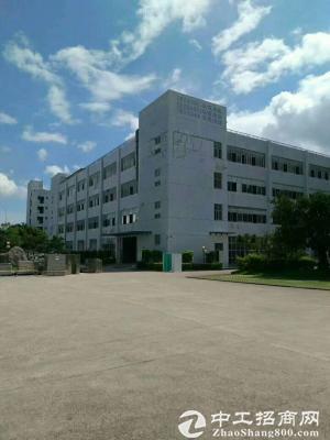 龙岗 大工业区独栋厂房23楼各2500平厂房出租