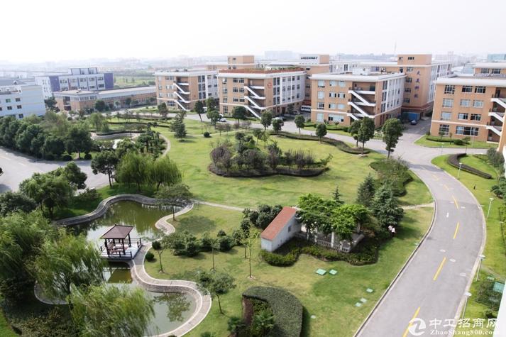松江区楼上单层办公研发总部104地块可环评可按揭