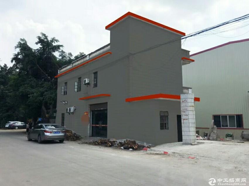 12000方狮山独院标准新厂房,可分租,水电齐,交通方便