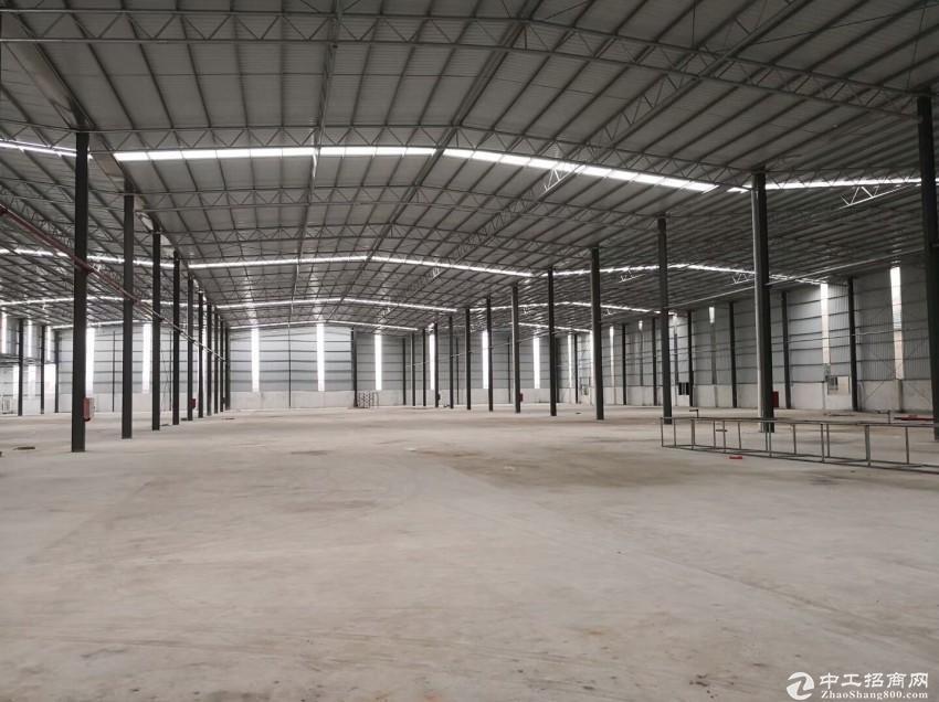 12000方狮山独院标准新厂房,可分租,水电齐,交通方便-图2