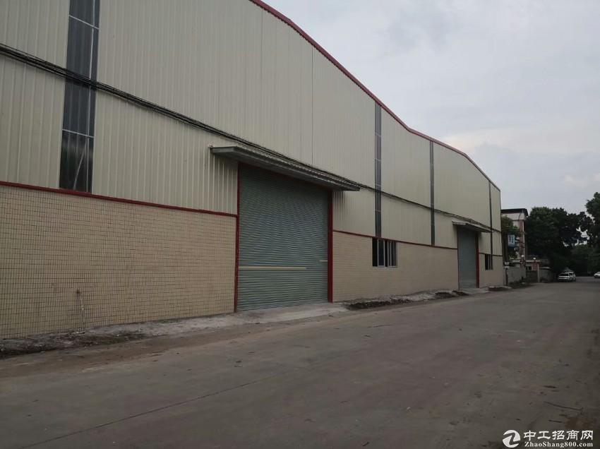 12000方狮山独院标准新厂房,可分租,水电齐,交通方便-图3