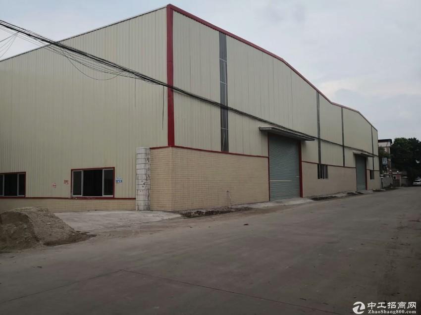 12000方狮山独院标准新厂房,可分租,水电齐,交通方便-图4
