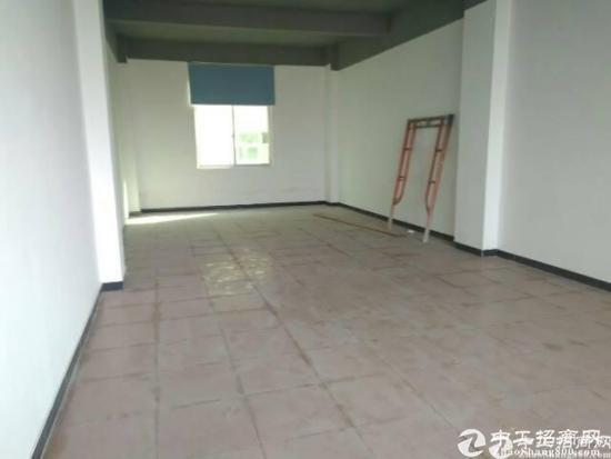 厚街镇陈屋村独栋厂房二楼分租350平超低价格