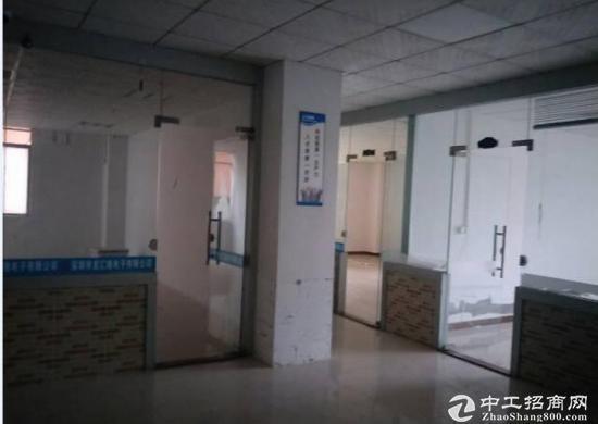 坪山碧岭大型工业园新出楼上590平带办公室急租-图6