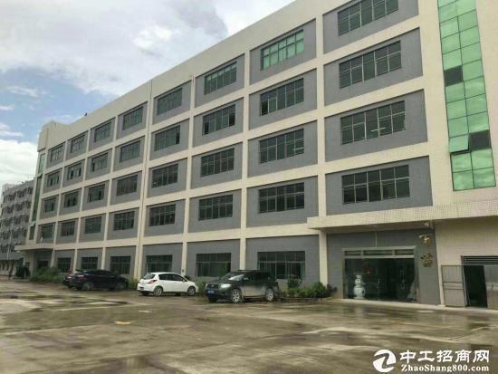 惠阳原房东10000平独栋厂房适合上市公司