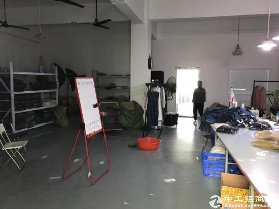 龙岗坪地一楼厂房1250平米出租带装修水电齐全-图2