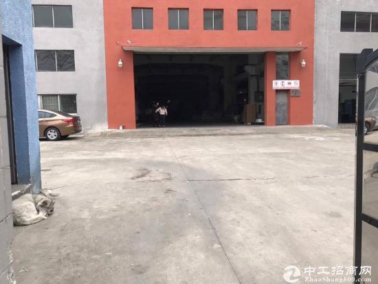 广州新塘镇滴水十米钢构厂房4600平方招租