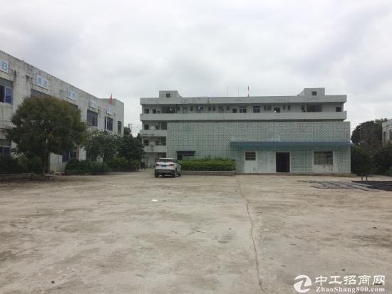 坪山 石井花园式园区内新出标准 一楼3000平分租-图2