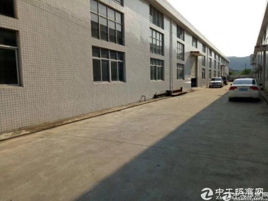 坪山大工业区滴水8米高钢钩独院3700平方出租-图3