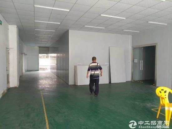 龙岗坪地独栋厂房7500平方出租,带装修-图2