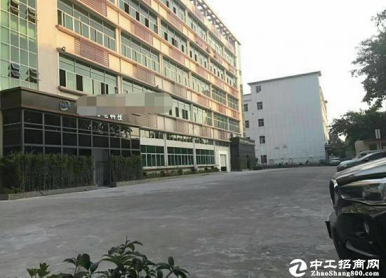 横岗 原房东 独院 厂房招租 面积8200