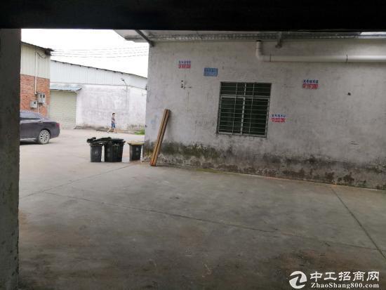 厚街白濠村已空出铁皮房1200方,旁边一个350方8月底空出