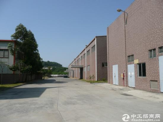 谢岗独门独院标准厂房面积18000平方宿舍200