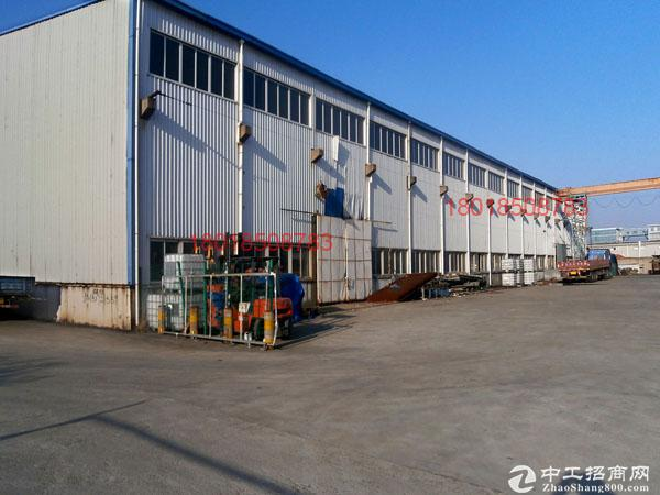 JS3835独院钢构7482平10吨行车大场地配办公