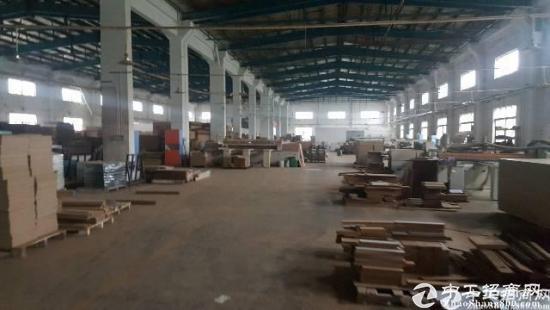 惠阳新出现成家私喷油钢构厂房5000平方