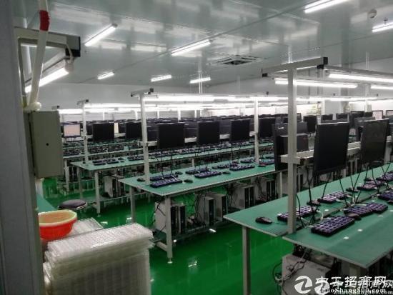 高新产业园红本厂房出租,面积实在,电子信息行业优先
