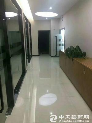 坪山金牛西路边独院厂房二楼办公室400平方招租