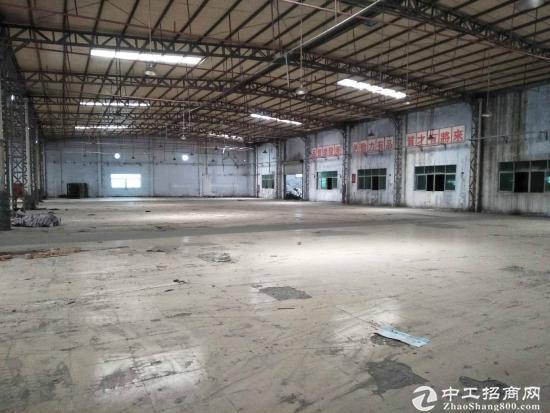 出租坪山新区坑梓镇380平米精修钢构厂房